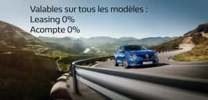 Promotions Renault & Dacia